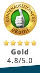 eKomi - Kundenbewertungen
