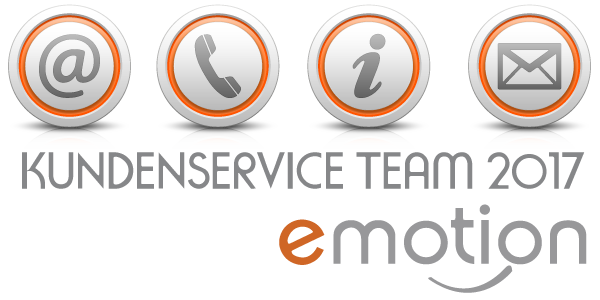 Kundenservice Emotion Team
